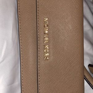 Michele Kors Purse and matching wallet